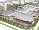 Nieuwbouw Winkelcentrum Wesselerbrink fase 2, deel A + B Enschede