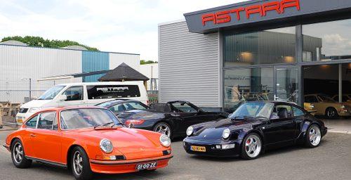 Uitbreiding Astara Porsche Rijssen Image