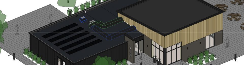 Nieuwbouw Bavinckel te Almelo Image