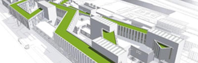 Staalplaat-betonvloeren KMAR te Schiphol Image