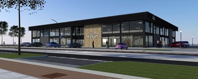 Nieuwbouw Maison Manon Enschede Image