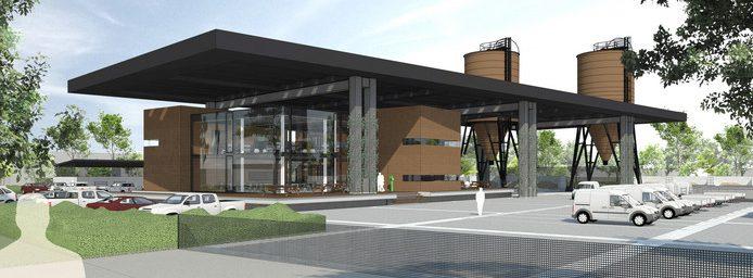 Nieuwbouw gemeentewerf Noord Apeldoorn Image