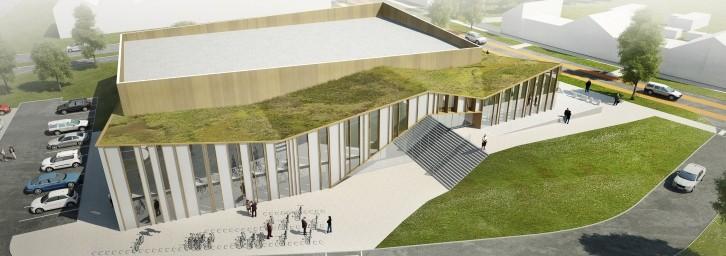 Nieuwbouw Het Anker in Zwolle Image