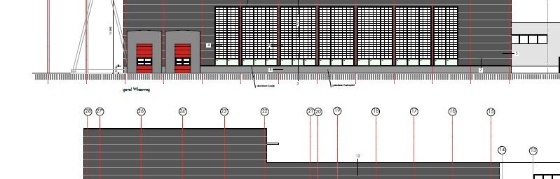 Nieuwbouw productiehal Bauhuis Goor Image