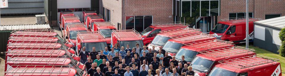 Uitbreiding Loohuis Installatietechniek BV Heeten Image