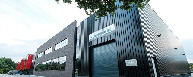 Nieuwbouw Nijhuis CNC Image