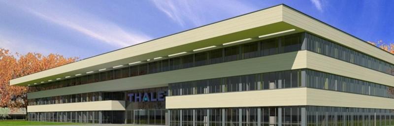 Nieuwbouw Thales Hengelo Image