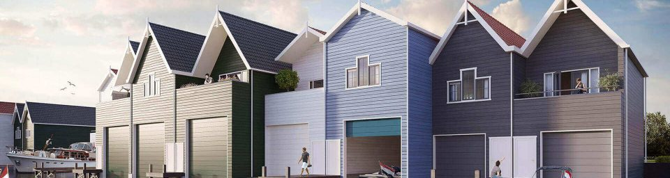 Boothuizen Waterfront Harderwijk Image