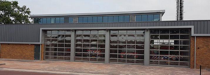 Nieuwbouw Brandweerkazerne Bunschoten Image
