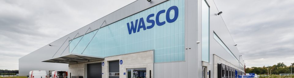 Nieuwbouw distributiecentrum Wasco te Apeldoorn Image
